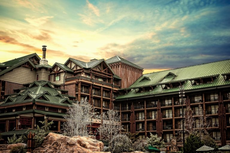 The Wilderness Lodge, Orlando, Florida
