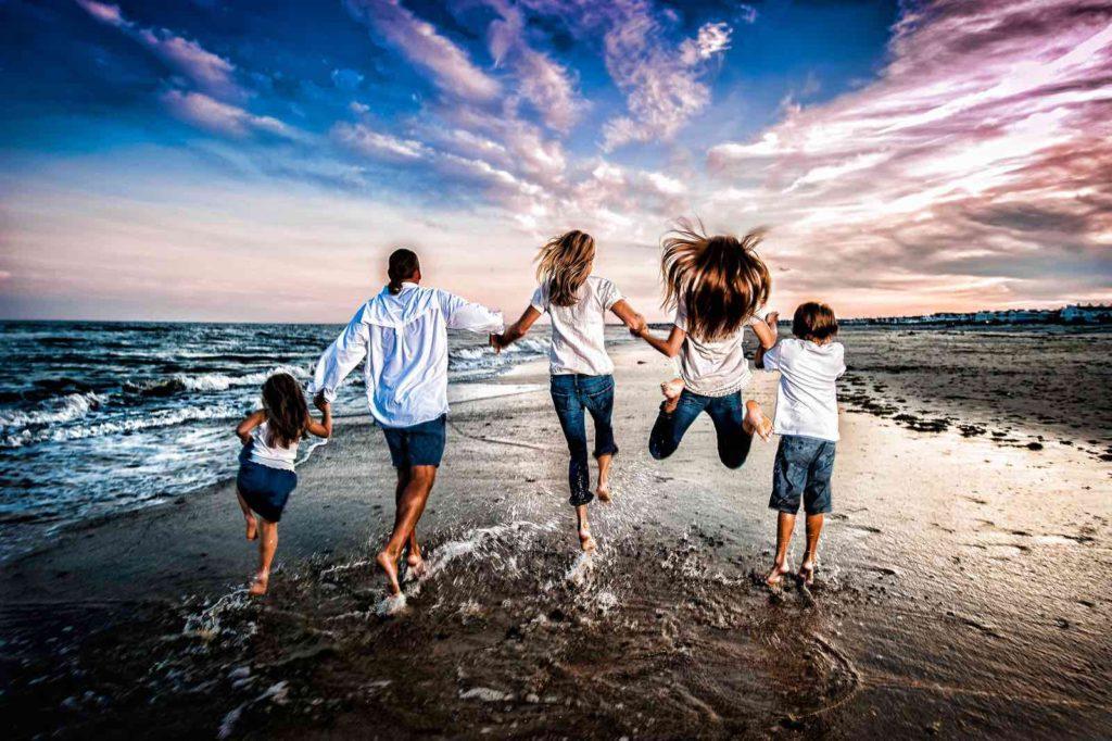 Family portrait Ocean City, NJ