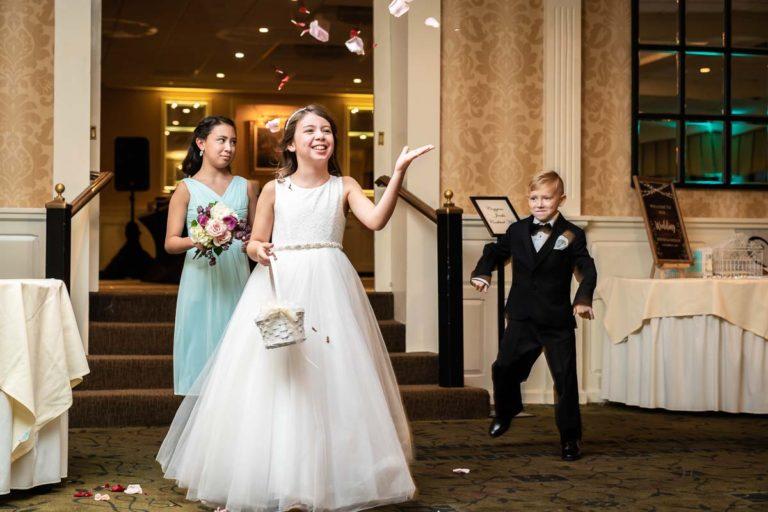 Radnor Hotel Wedding Photography