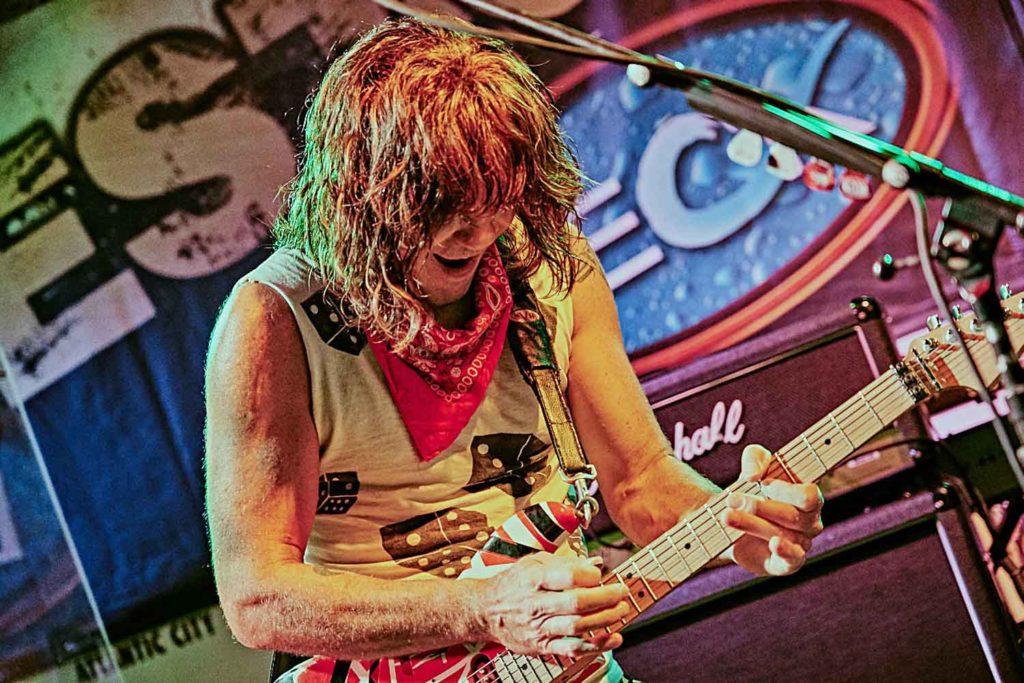 Completely Unchained Van Halen